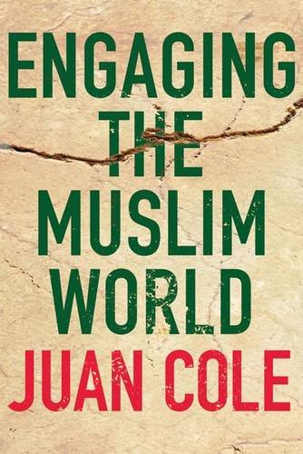 """Engaging the Muslim World"" book cover"